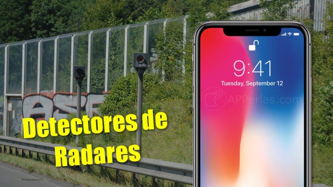 App de radares iPhone