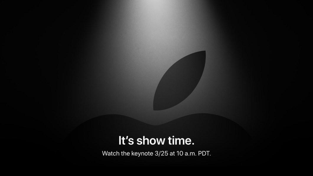 Keynote de Apple de marzo de 2019