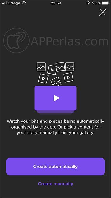 piligram organizar fotos y vídeos viajes ios iphone app 2