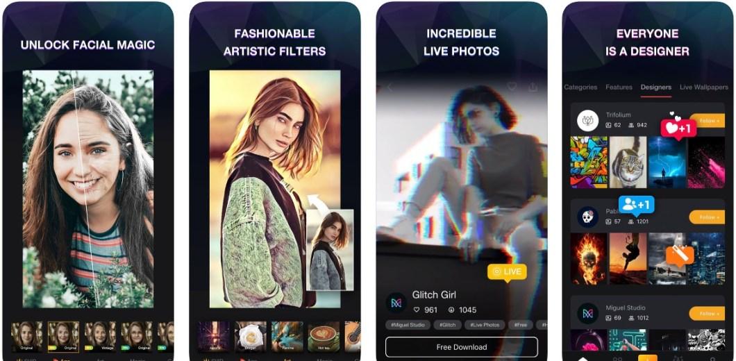 OPixels app