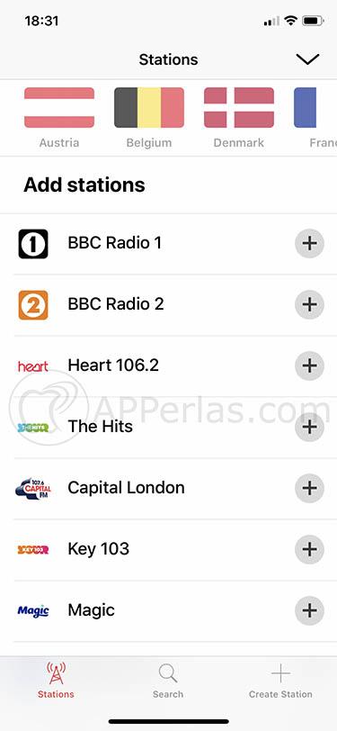 app de radio para ios instaradio 2