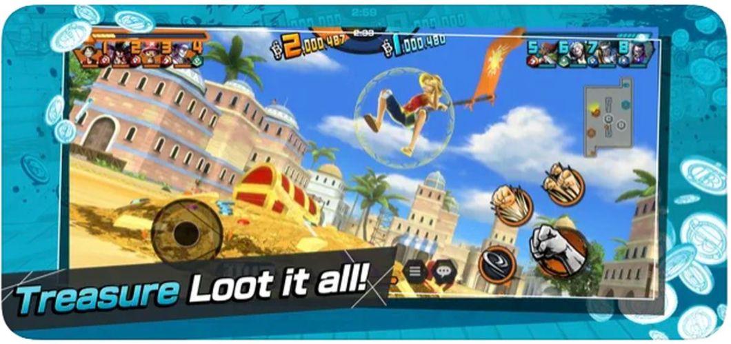 One Piece Bounty Rush para iOS