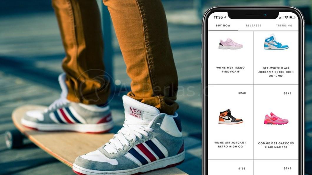 Apps de Sneakers
