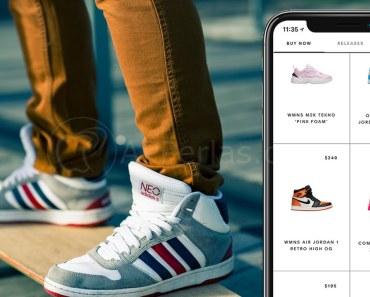6 apps de Sneakers imprescindibles para los amantes de las zapatillas deportivas
