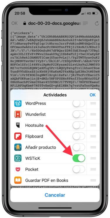 stickers de la WWDC 19 en WhatsApp 3