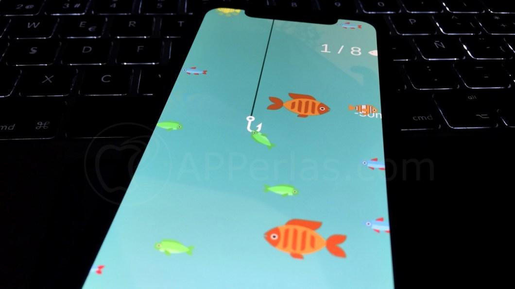 Juego de pesca para iOS