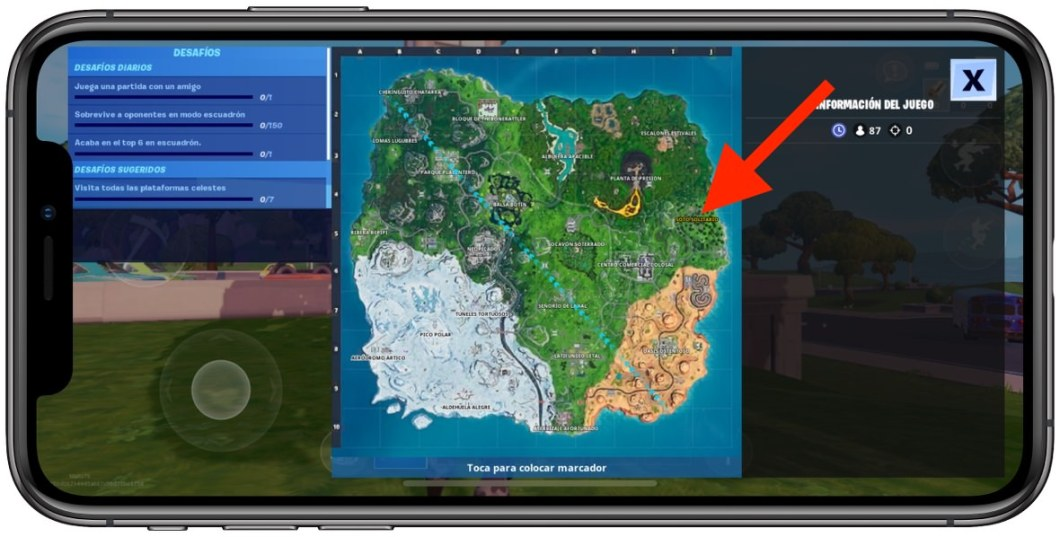 fortnite burning zones