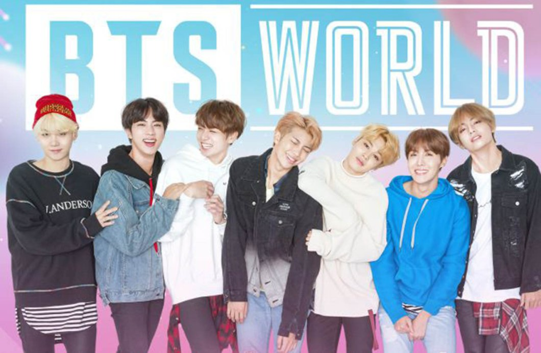 BTS world juego banda k-pop 1