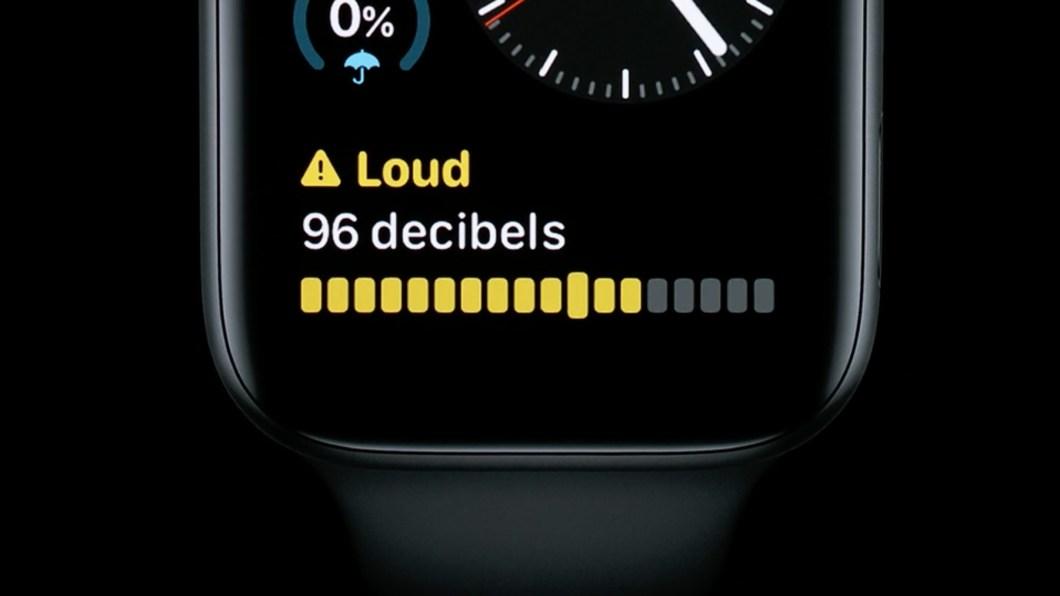 Mide el ruido con WatchOS 6