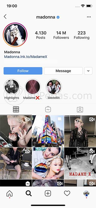 cambios estéticos perfiles instagram nuevo perfil instagram 1