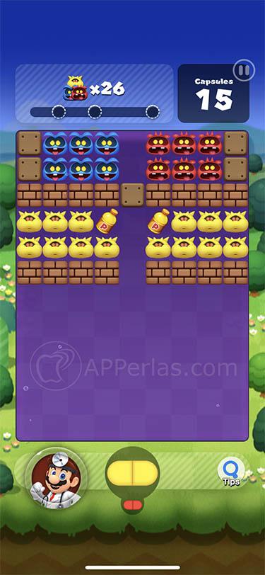 Dr. Mario World, el nuevo juego de Mario Bros para iOS 2