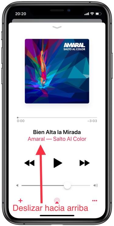 cola de Apple Music 1