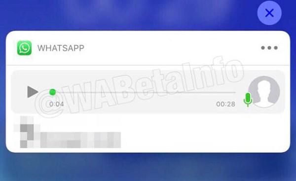 escuchar audios de whatsapp sin entrar a la app 1