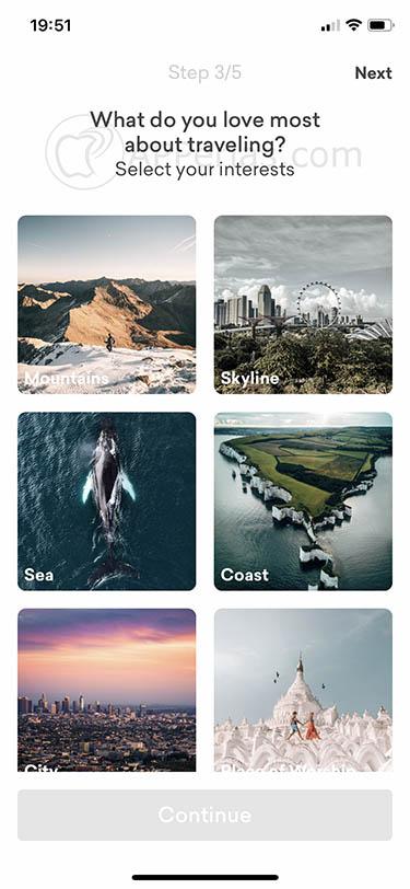 mapify Esta app para planear viajes hará más fáciles tus vacaciones 3