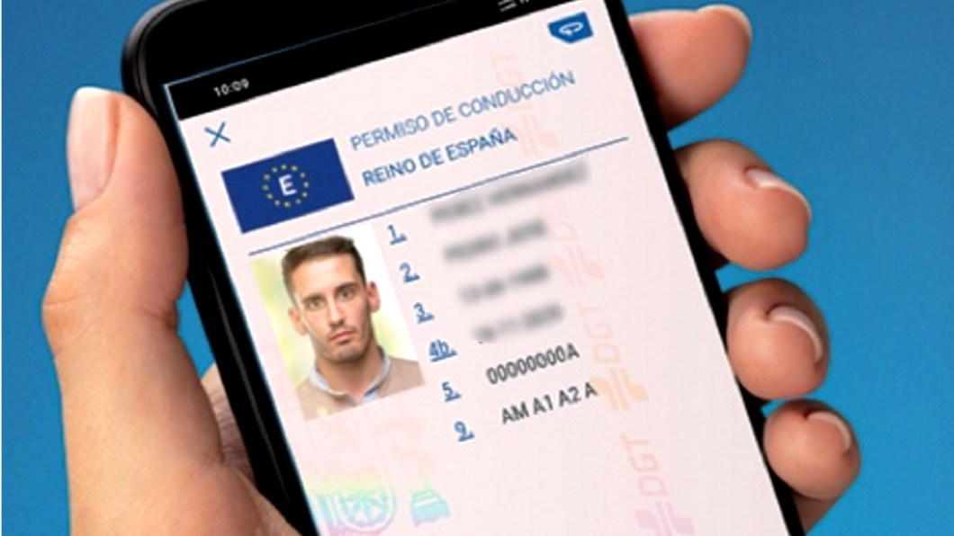 miDGT app iOS carnet de conducir iPhone