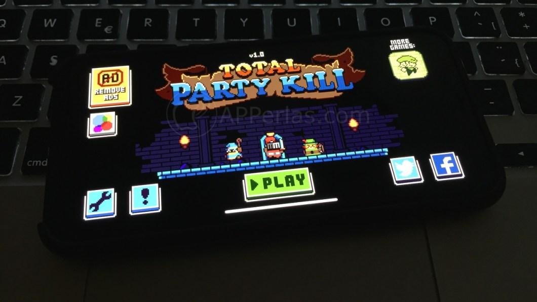Juego de mazmorras Total Party Kill