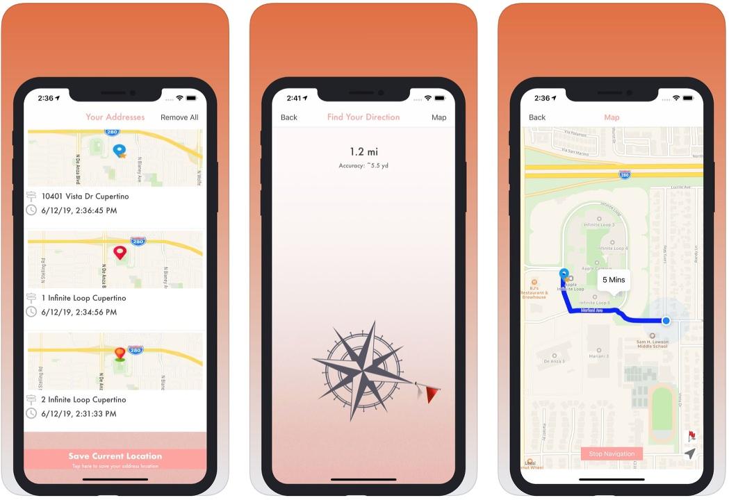 App de localización GPS