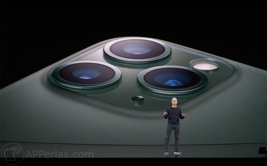 Estas son las características del iPhone 11 Pro Pro Max que lo diferencian del 11 1
