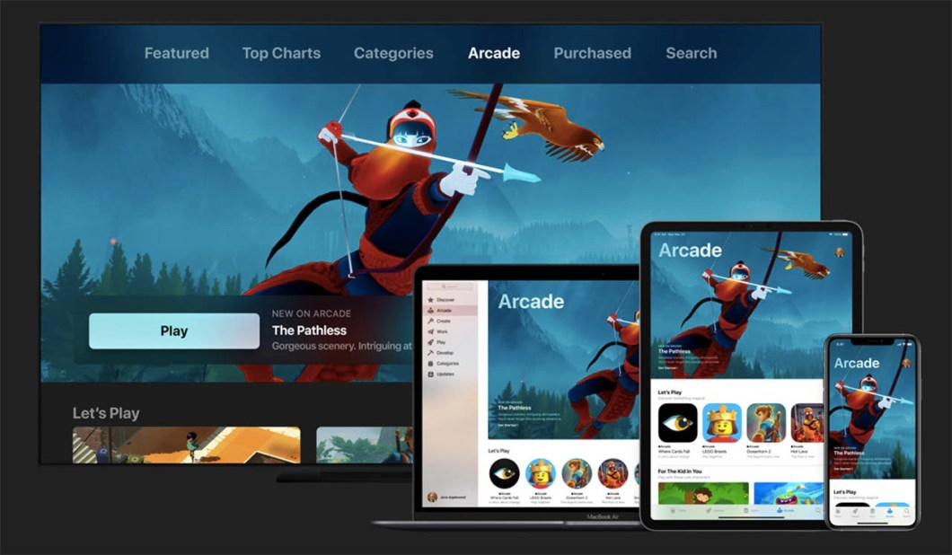 apple arcade ios 13 62 100 juegos disponibles 1