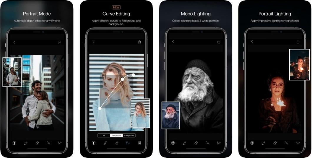 Phocus Portrait para iOS