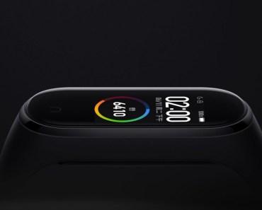Xiaomi band 4 para iPhone. Opinión tras unas semanas de uso