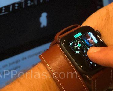 Cambia automáticamente las esferas del Apple Watch según la hora
