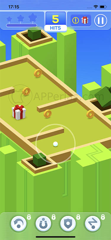Mini Golf Magic iphone ipad juego game ios 3
