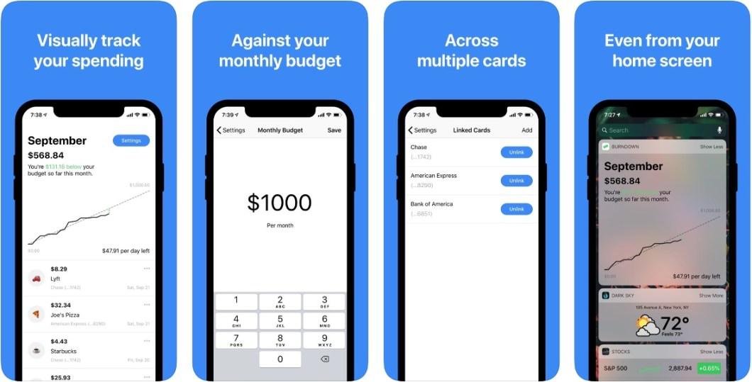 App de finanzas