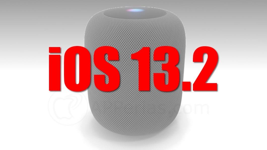 Novedades de iOS 13.2 para Homepod