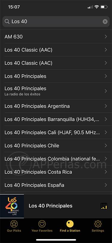 Escucha la radio con esta app de radio online para iOS triode 13