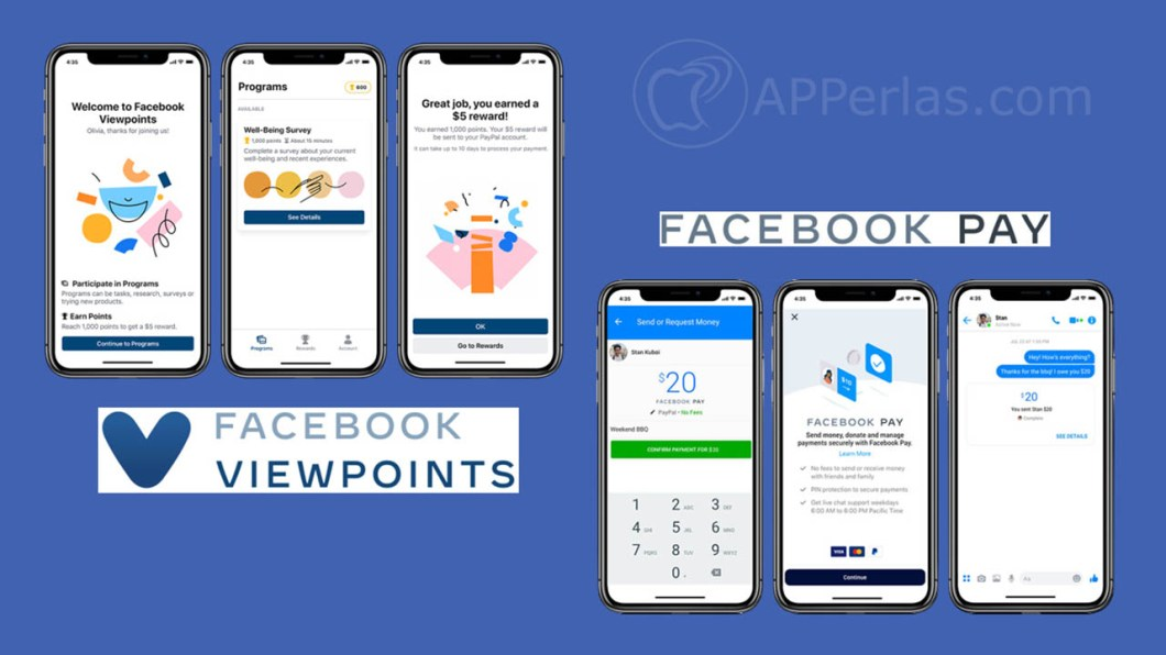 Facebook Viewpoints Facebook Pay 1