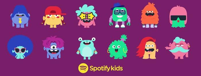 Spotify kids app ios iphone 2