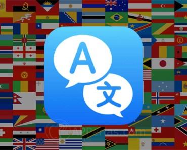 Buena app para traducir idiomas en foto, tiempo real y más
