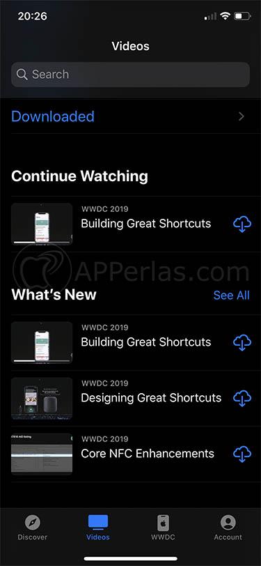apple developer app wwdc ios iphone ipad apple watch 3