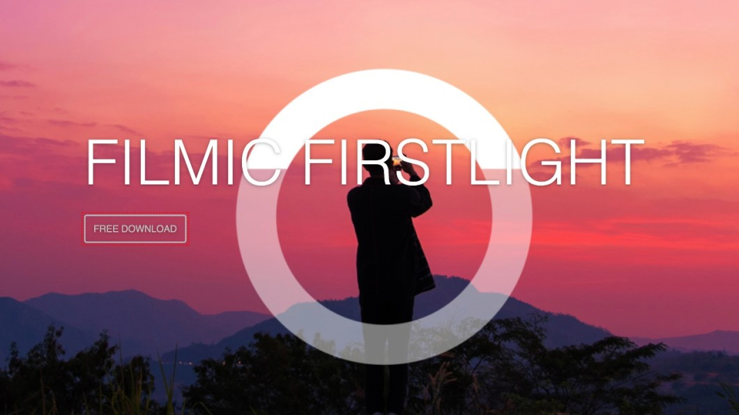 FiLMiC Firstlight para iPhone