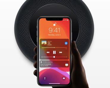 Cómo pasar la música del iPhone al HomePod rápidamente