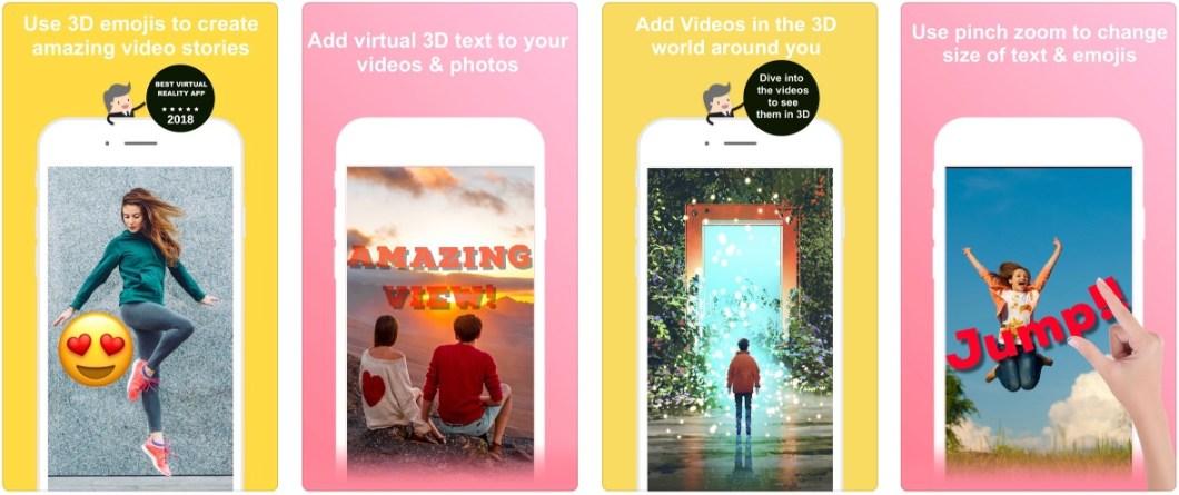 Vxcam app