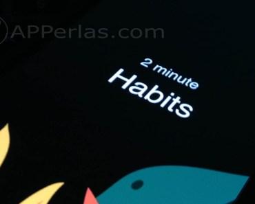 App de hábitos y rutinas para cumplir todo las que te propongas