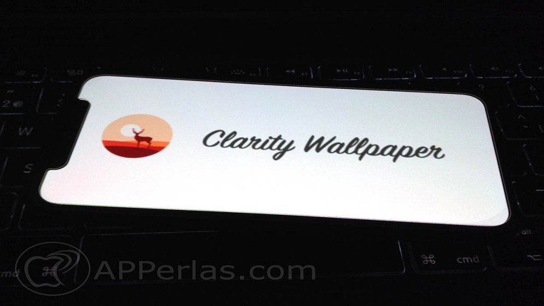 app para crear fondos de pantalla propios clarity wallpaper 1