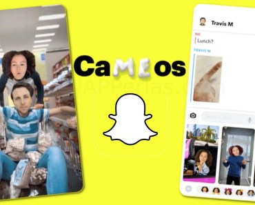 Así son los cameos de Snapchat, una divertida función que te encantará