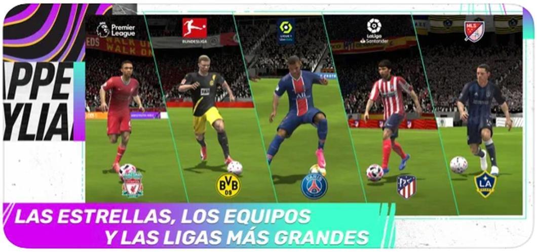 Fifa 2021 para iPhone