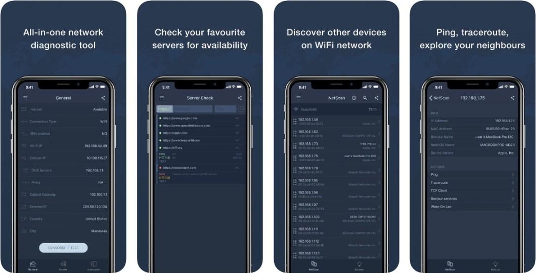Herramienta para redes