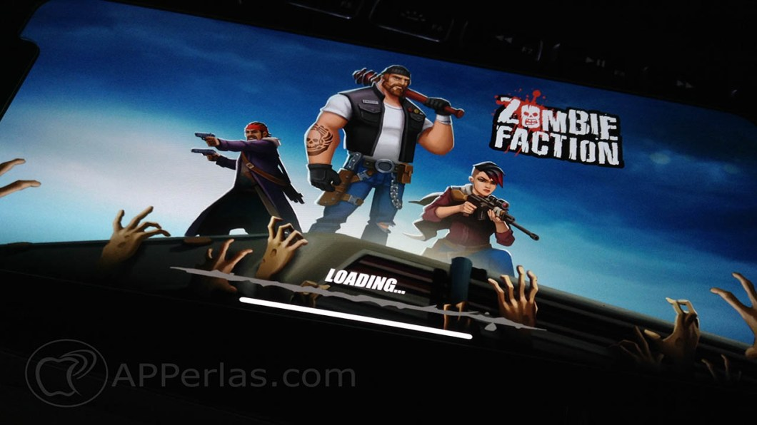 Zombie faction juego iphone ipad 1