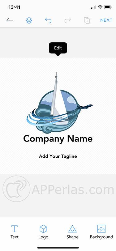 app para hacer logos logo maker 3