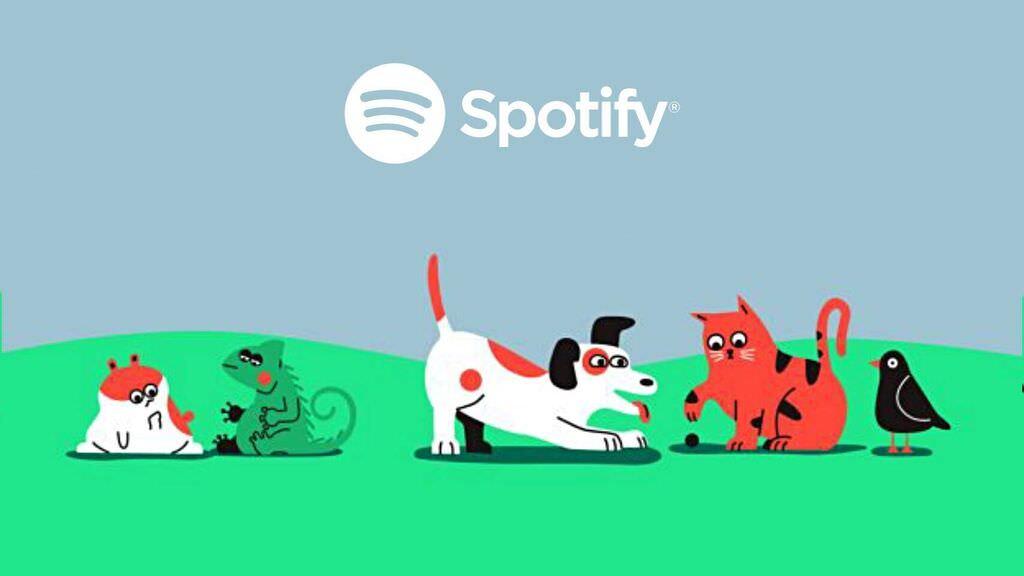 Spotify para tu mascota