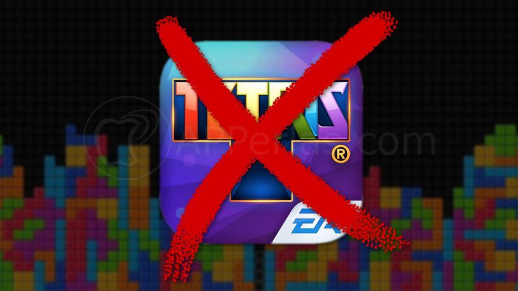 Adiós a Tetris de EA para iOS