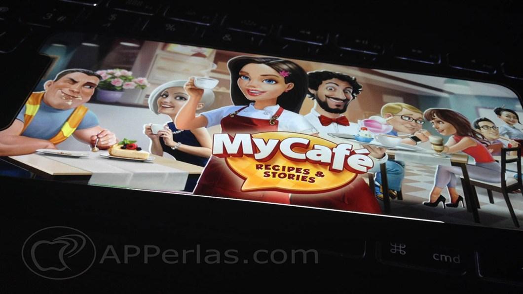 My cafe juego cafetería 4