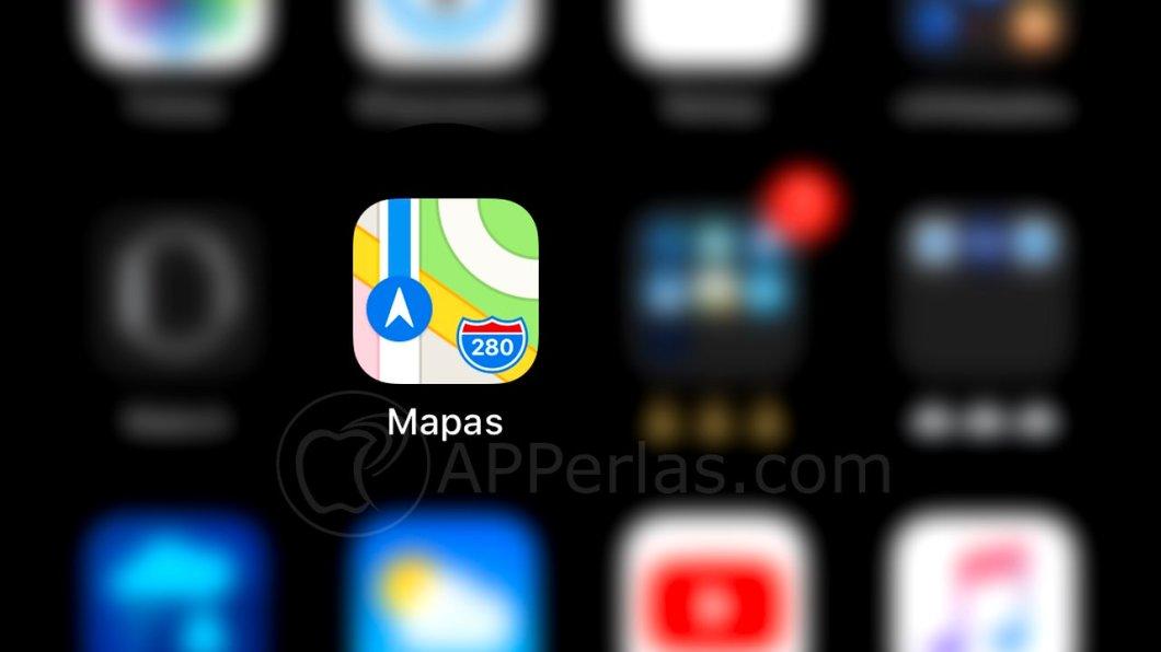 Llegan novedades a los mapas de Apple