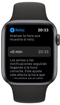 hora del Apple Watch 1