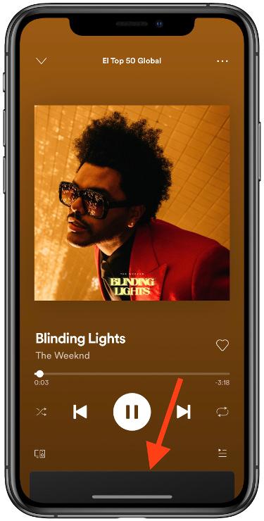 letra de las canciones en Spotify 1